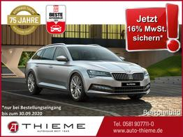 Skoda Superb Combi      Edition 2.0 TDI DSG - Leder/Matrix/Navi