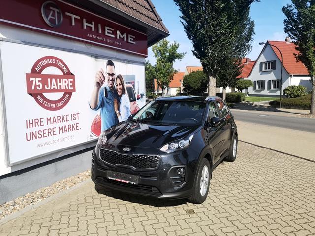 Kia Sportage - 1.7l CRDi - Klimaauto/AHK/Extras