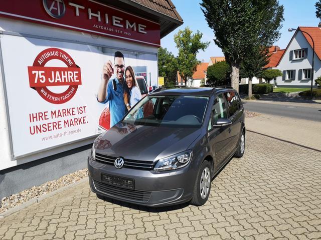 Volkswagen Touran - Comfortline 1.4 TSI - AHK/SHZ/Climatr/Extras