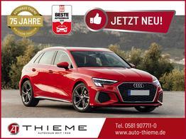 Audi A3 Sportback      S-Line 35 TFSI S tronic - LED/AutoKlima/Extras