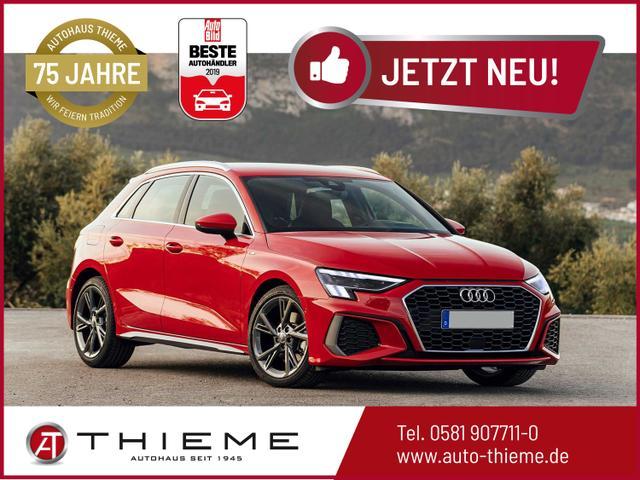 Audi A3 Sportback - Lux 35 TFSI - LED/AutoKlima/Extras