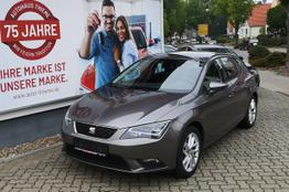 Seat Leon      Style 1.4TSI - Voll-LED/P-Dach/SHZ/Extras