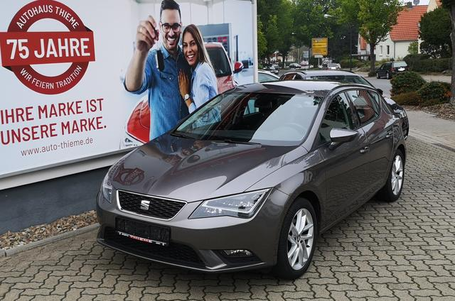 Seat Leon - Style 1.4TSI - Voll-LED/P-Dach/SHZ/Extras