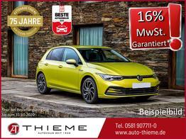 Volkswagen Golf      VIII (8) Life 1.5 TSI - Handy-Navi/ACC/Extras