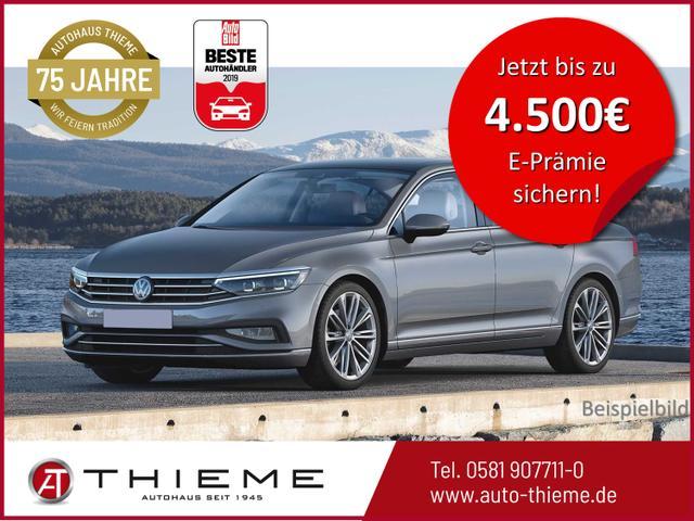 Volkswagen Passat - GTE 1.4 TSI PHEV DSG - Navi/LED/Extras