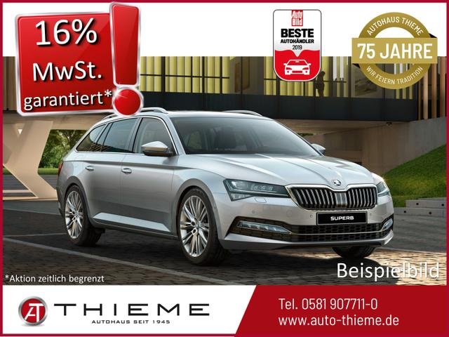 Skoda Superb Combi - 1.5 TSI DSG Ambition - Handy-Navi/LED/PDC