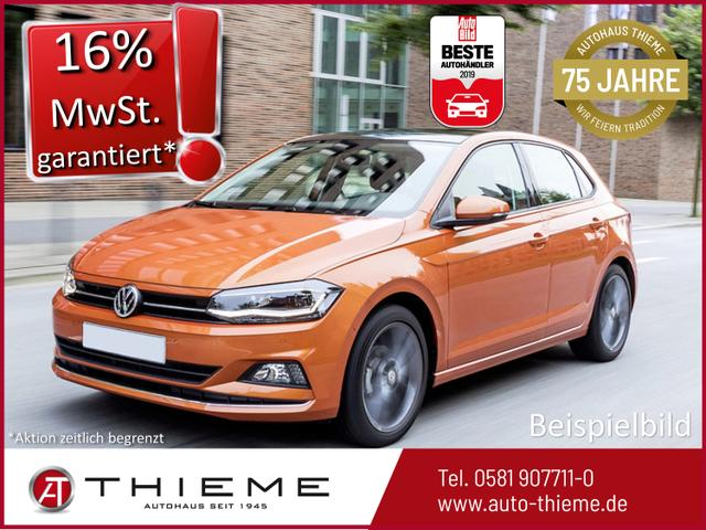 Volkswagen Polo - Highline 1.0 TSI - Climatronic/LED/DAB