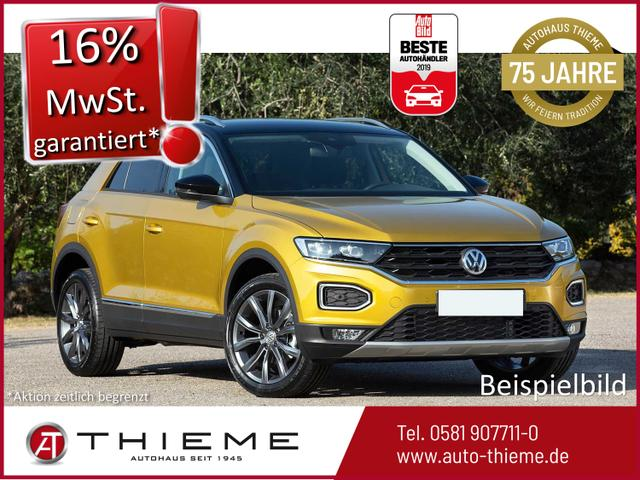 Volkswagen T-Roc - Style 1.0 TSI - ACC/PDC/LED/Climatr.