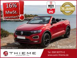 Volkswagen T-Roc Cabriolet      R-Line 1.5 TSI - LED/ACC/PDC/DAB