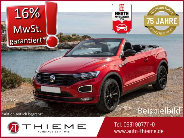 Volkswagen T-Roc Cabriolet - Style 1.0 TSI - LED/ACC/PDC/DAB