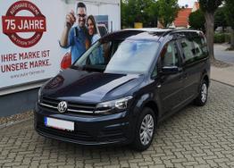 Volkswagen Caddy Maxi      Trendline 1.4 TSI DSG - Rollstuhlrampe
