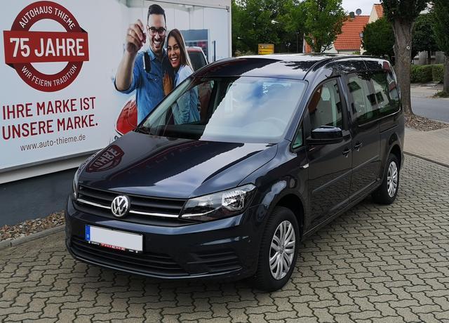 Volkswagen Caddy Maxi - Trendline 1.4 TSI DSG - Rollstuhlrampe