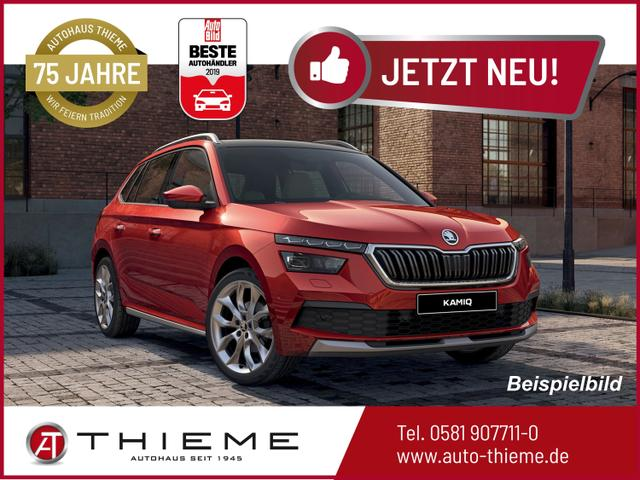 Skoda Kamiq - Ambition 1.0 TSI DSG - LED/Swing/Extras