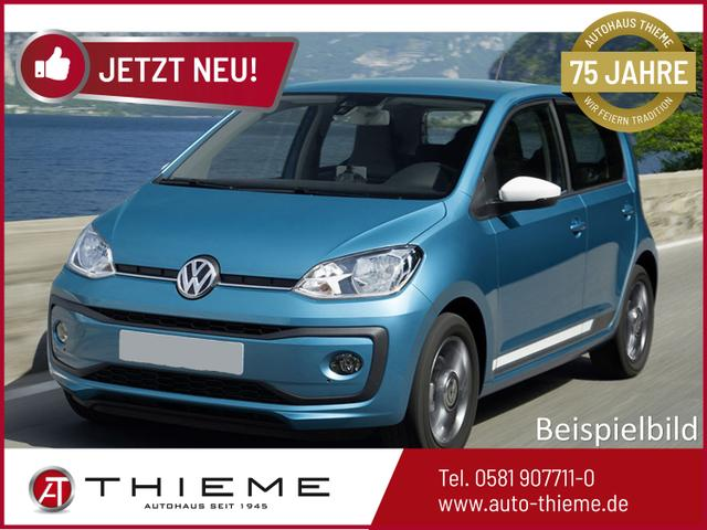 Volkswagen up! - GTI 1.0 OPF 5trg - LM17/SHZ/Extras