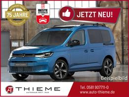 Volkswagen Caddy      Style 2.0 TDI DSG - LED/DiCo/Aktion