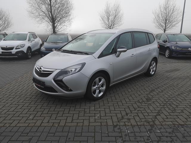 Opel Zafira Tourer - C Style 1.4 Turbo - 7-Sit/Navi/Extras
