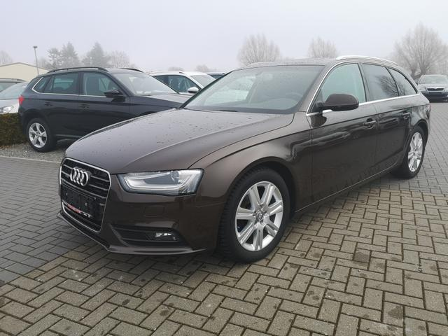 Audi A4 Avant - quattro 2.0 TDI - Xenon/Navi/SHZ/Extras