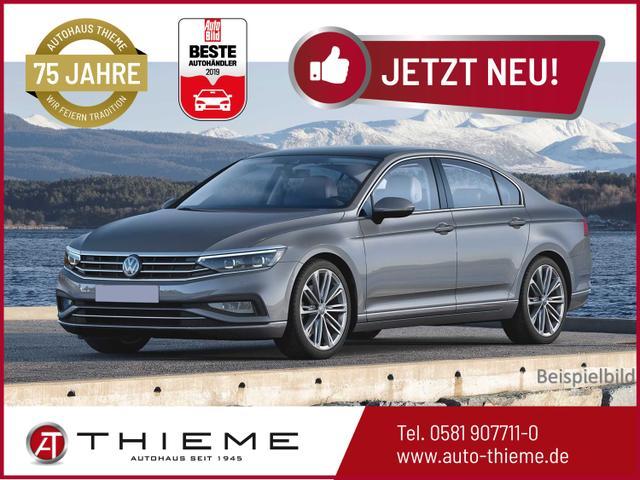 Volkswagen Passat - Elegance 2.0 TDI DSG - IQ-Light/Navi/M21/Extras