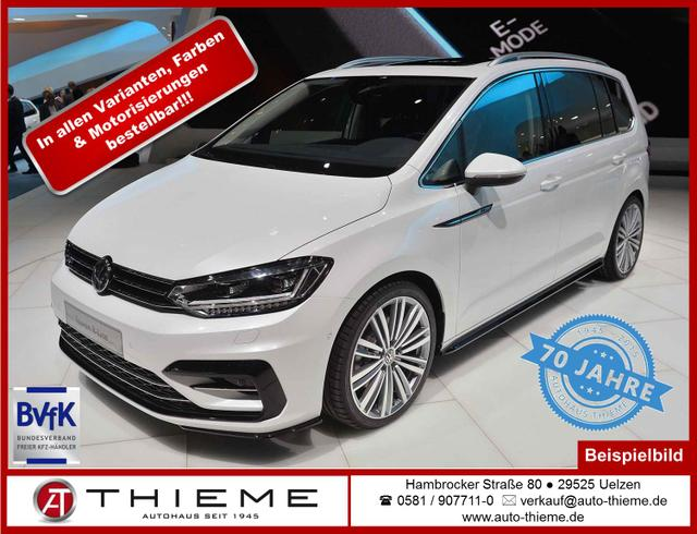 Volkswagen Touran - 1.5TSI 150PS DSG Highline Climatr./LM/ACC/SunSet/Extras