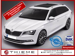 Skoda Superb Combi    1.8 180 PS Ambition Xenon/Navi/PDC/MJ17/Extras
