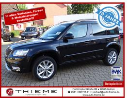 Skoda Yeti      1.2I TSI 110PS Adventure Climatr./Shz/PDC/SunSet/SOFORT