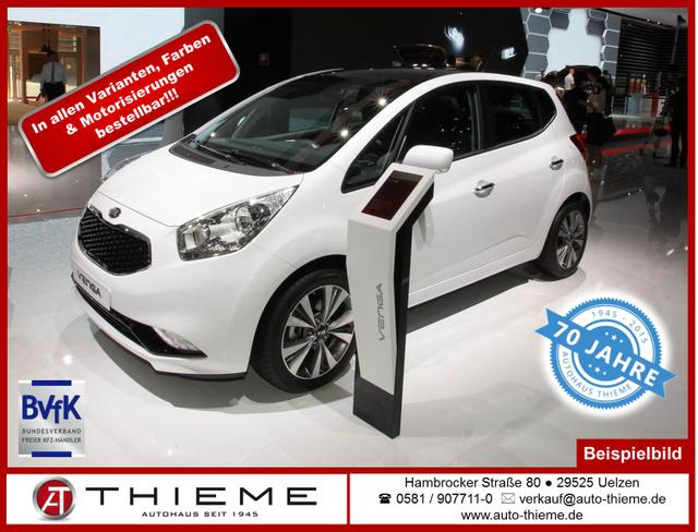 Kia Venga - 1.4 LX Klima/Nebel/LED/CD/Mj16