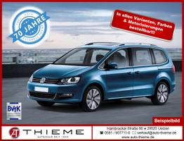 Volkswagen Sharan      Comfortline 7 Sitzer 1.4 TSI 150 PS - Navi/Xenon/Climat./Extras