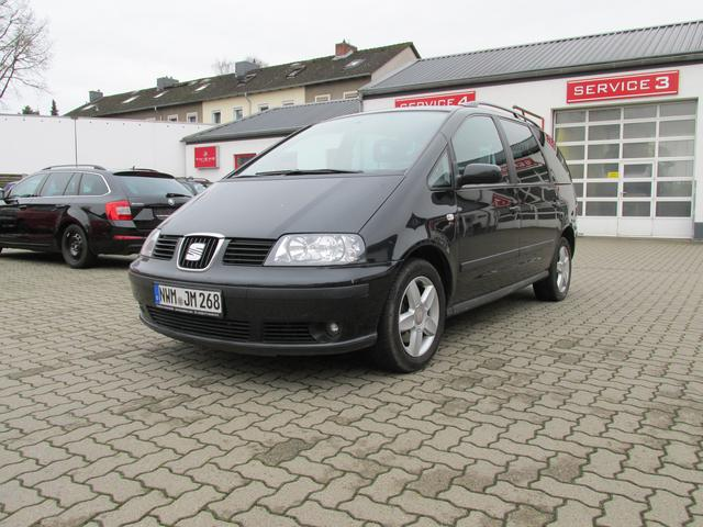 Seat Alhambra - 2.0l TDI Reference DPF, AHK, 8-fach, RCD, 7 Sitzer, Tempomat, NSW, weitere Extras!