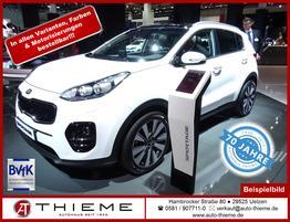 Kia Sportage      2.0D 4WD Automatik EX-Deluxe Xenon/Navi/LM/PDC/Shz/Extras