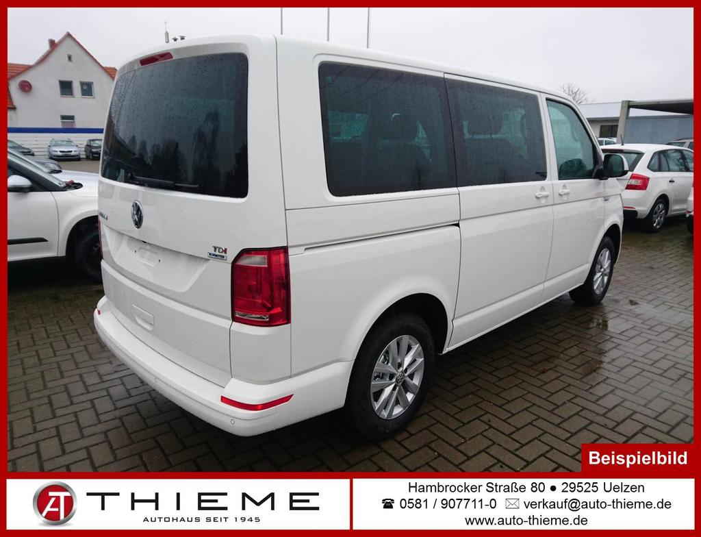 volkswagen t6 multivan 2 0 tdi 102 ps comfortline 7 sitzer aktion auto thieme. Black Bedroom Furniture Sets. Home Design Ideas