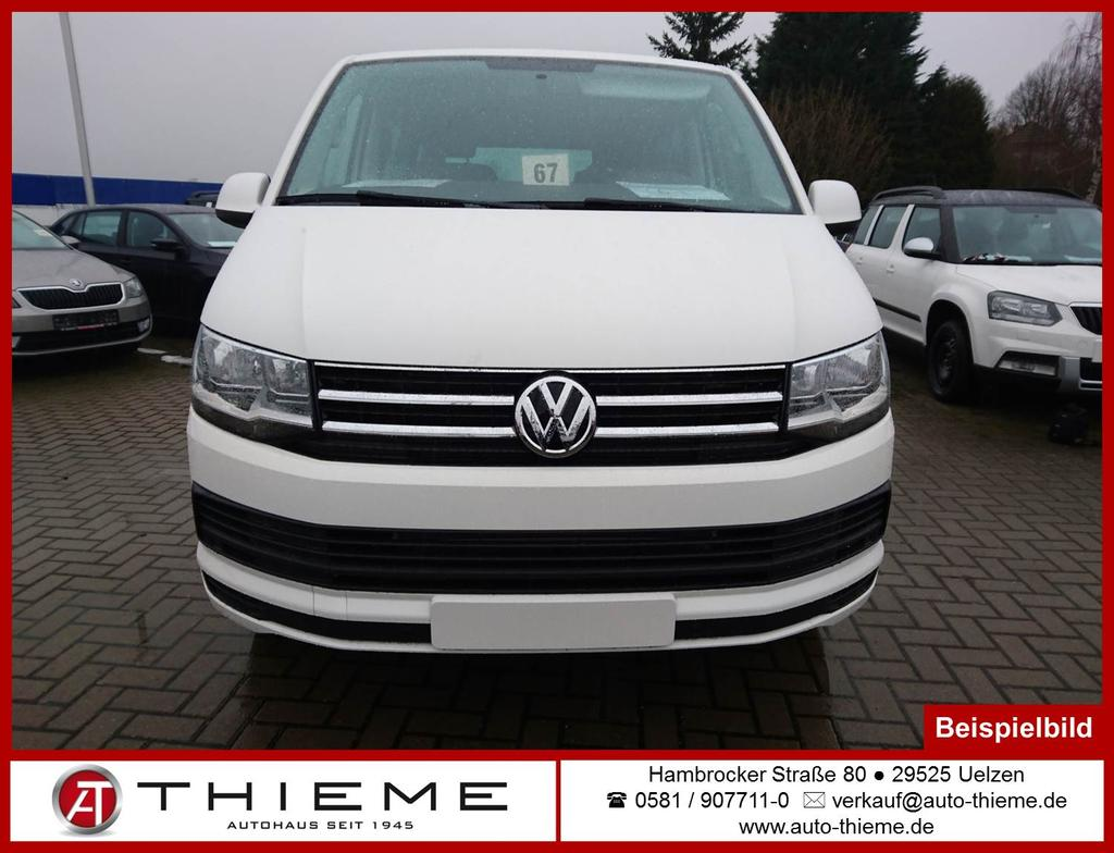 volkswagen t6 multivan 2 0 tdi 150 ps dsg comfortline 7. Black Bedroom Furniture Sets. Home Design Ideas