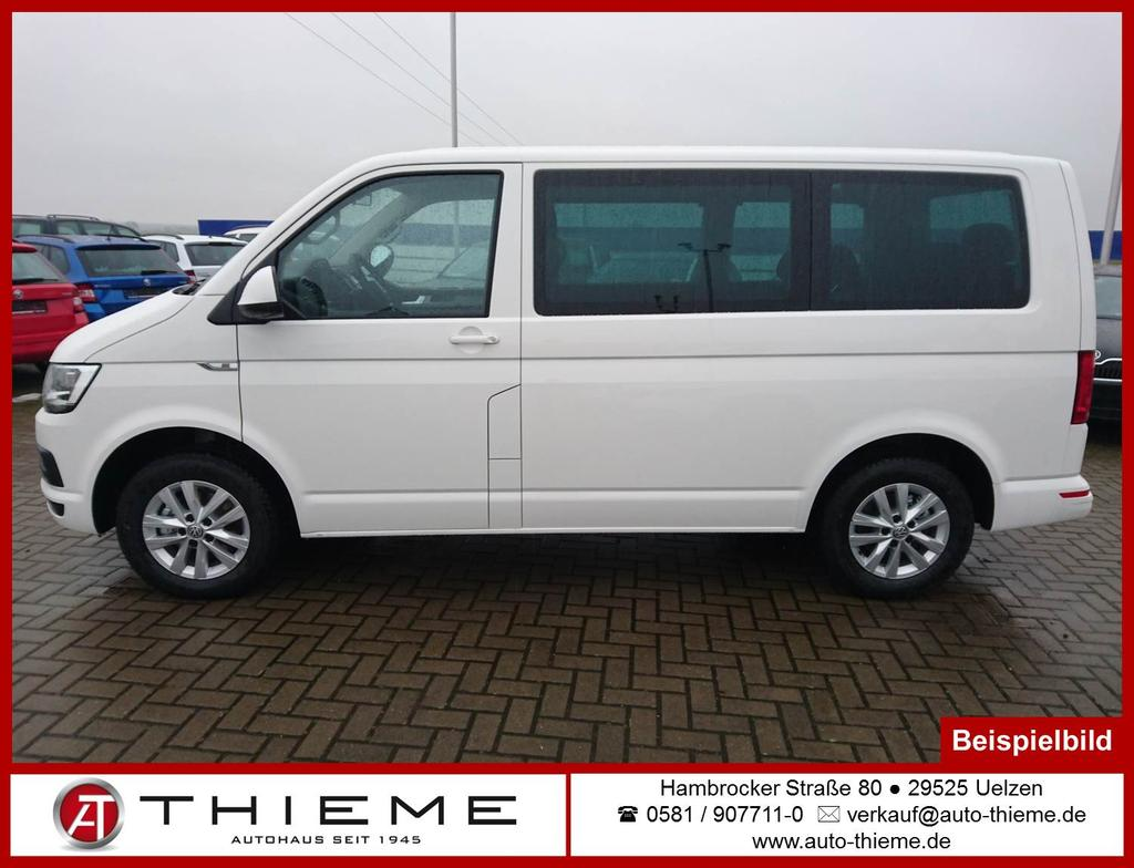 volkswagen t6 multivan 2 0 tdi 102 ps comfortline 7 sitzer. Black Bedroom Furniture Sets. Home Design Ideas