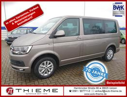 Volkswagen T6 Multivan      2.0 TDI 199PS 4-Motion Automatik Highline MJ19 AKTIONsPREISE