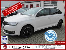 Skoda Rapid Spaceback      Ambition 1.4l TDI 90 PS Klima/Multi-Lenkrad/Nebel/Extras