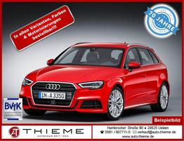 Audi A3 Sportback      1.6 TDI 110PS Basic - Xenon/Klima/Radio CD SD/BT/MJ17