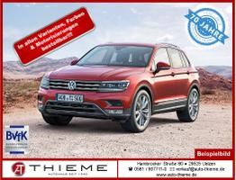 Volkswagen Tiguan      1.5 TSI Deluxe Climatr./PDC/SHZ/LM/EXtras/Aktion