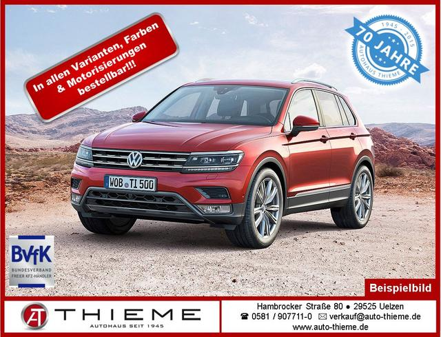 Volkswagen Tiguan - 1.4 TSI 150 PS 4Motion Comfortline PDC/Climatr./Extras/MJ17