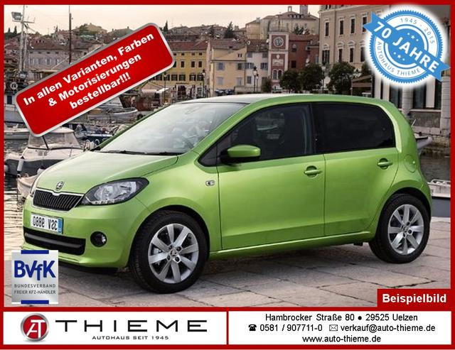 Skoda Citigo - 3trg 60PS Fresh Klima/PDC/SunSet/Radio CD/MJ17