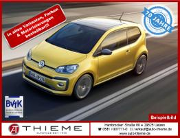 Volkswagen up!      5trg 1.0 TSI 90PS move up Klima/Radio Composition/ZV-Funk