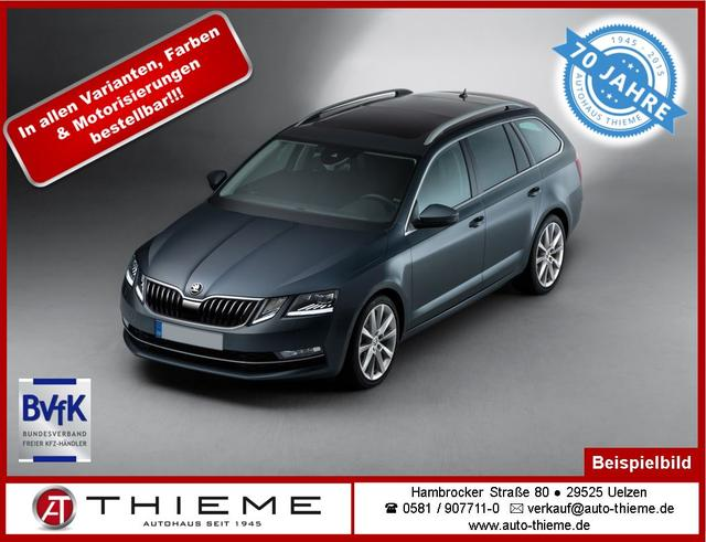 Skoda Octavia Combi - 1.0l TSI Active Klima/Blues/LED/MJ18