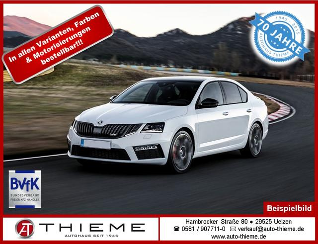 Skoda Octavia - 2.0l TSI RS 245 FACELIFT VOLL-LED/19