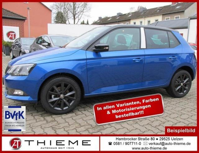 Skoda Fabia - 1.0l MPI Style Climatr./PDC/SunSet/LM/EXTras