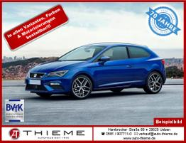Seat Leon SC      2.0 TDI Xcellence Climatr./Kessy/PDC/SunSet/LM