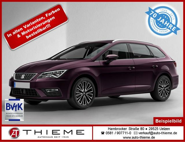 Seat Leon ST - 1.2 TSI Reference FUN Climatr./PDC/GRA/BT