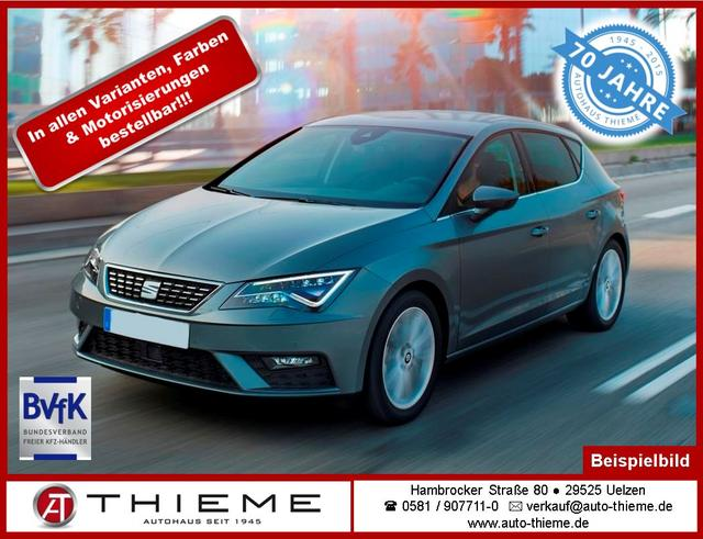 Seat Leon - 1.0 ECO TSI Style Voll-LED/ACC/SHZ/EXtras