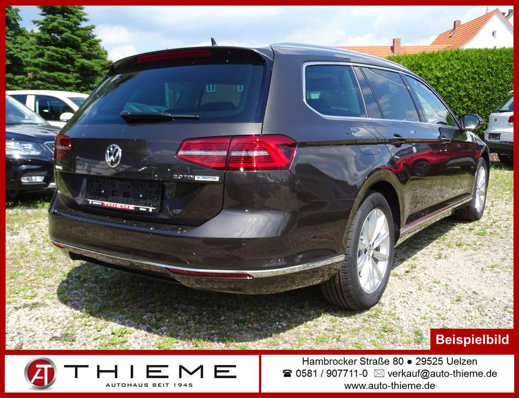 volkswagen passat variant 2 0 tdi 150 ps trendline. Black Bedroom Furniture Sets. Home Design Ideas