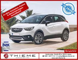 Opel Crossland X      1.2 XHT eco Innovation - Klimaaut./Sicht-Paket/Spurassistent/LM/BT
