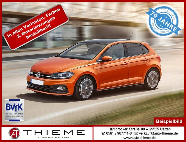 Volkswagen Polo - 1.0 TSI 5tr Highline B Klima/LM/Front Assist/NSW