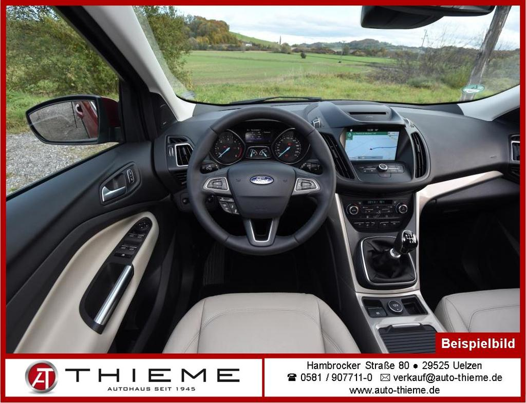ford kuga 1 5 ecoboost 120 ps titanium xenon navi heckk elektr extras auto thieme. Black Bedroom Furniture Sets. Home Design Ideas