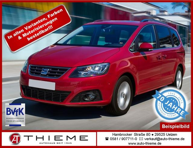 Seat Alhambra - 1.4 TSI Reference Climatr./SunSet/Extras